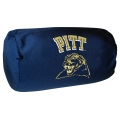 "Pittsburgh Panthers NCAA College 14"" x 8"" Beaded Spandex Bolster Pillow"