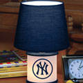 New York Yankees MLB Accent Table Lamp