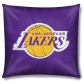 "Los Angeles Lakers NBA 18"" x 18"" Cotton Duck Toss Pillow"