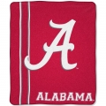 "Alabama Crimson Tide College ""Jersey"" 50"" x 60"" Raschel Throw"
