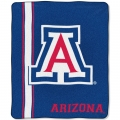 "Arizona Wildcats College ""Jersey"" 50"" x 60"" Raschel Throw"