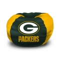 "Green Bay Packers NFL 102"" Bean Bag"