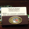 New York Rangers NHL Business Card Holder