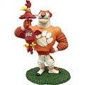 Clemson Tigers NCAA College Rivalry Mascot Figurine