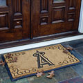 Los Angeles Anaheim Angels MLB Rectangular Outdoor Door Mat