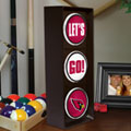 Arizona Cardinals NFL Stop Light Table Lamp