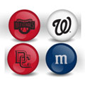 Washington Nationals Custom Printed MLB M&M's With Team Logo