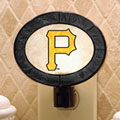 Pittsburgh Pirates MLB Art Glass Nightlight