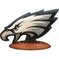 Philadelphia Eagles NFL Logo Figurine