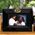 "Purdue Boilermakers NCAA College 8"" x 10"" Black Horizontal Picture Frame"