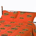 Oklahoma State Cowboys 100% Cotton Sateen Standard Pillow Sham - Orange