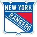 NY Rangers Resized Logo Fathead NHL Wall Graphic
