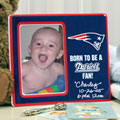 New England Patriots NFL Ceramic Picture Frame