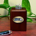 Seattle Seahawks NFL Paper Clip Holder