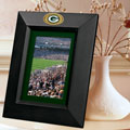 "Green Bay Packers NFL 10"" x 8"" Black Vertical Picture Frame"