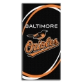 "Baltimore Orioles MLB 30"" x 60"" Terry Beach Towel"