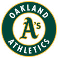 Oakland A's (Athletics) Logo Fathead MLB Wall Graphic