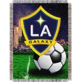 "Los Angeles Galaxy MLS 48"" x 60"" Tapestry Throw"