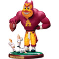 Arizona State Sun Devils NCAA College Keep Away Mascot Figurine