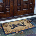 Philadelphia Eagles NFL Rectangular Outdoor Door Mat
