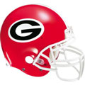 Georgia Helmet Fathead NCAA Wall Graphic