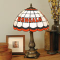 Cincinnati Bengals NFL Stained Glass Tiffany Table Lamp