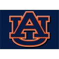 "Auburn Tigers NCAA College 20"" x 30"" Acrylic Tufted Rug"
