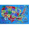 "Travel Fun Rug (39"" x 58"")"