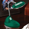 Michigan State Spartans NCAA College LED Desk Lamp