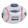 Chicago White Sox MLB Vinyl Inflatable Chair w/ faux suede cushions