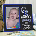 Colorado Rockies MLB Ceramic Picture Frame