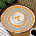 "Tennessee Vols NCAA College 14"" Round Melamine Chip and Dip Bowl"